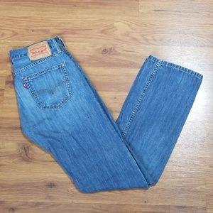 Men's Levi's 527 Blue Jeans Size 30 x 34